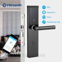 Electronic Door Lock,Smart Bluetooth Digital APP Wifi Keypad