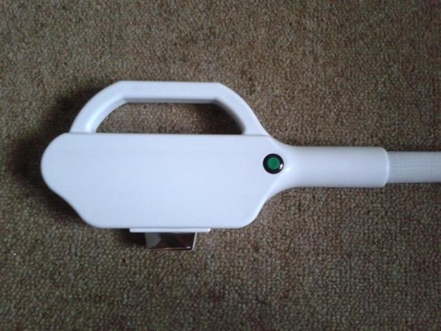 e light ipl handle with different spot size15*50 for all china machine and be ok for 190nm to 2000nm