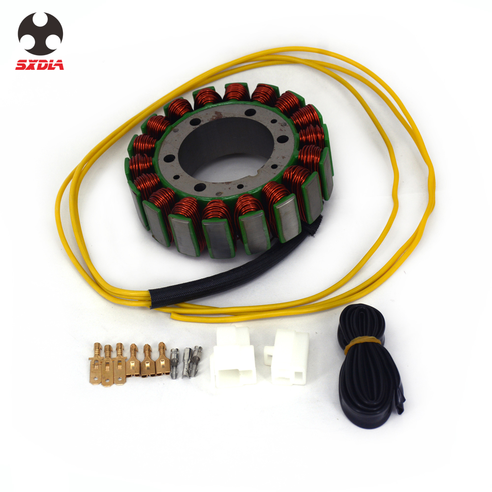 Motorcycle Accessories Magneto Engines Stator Coil For <font><b>HONDA</b></font> CX500 CX650 GL500 GL650 CX <font><b>500</b></font> 650 <font><b>GL</b></font> <font><b>500</b></font> 650 SHADOW image