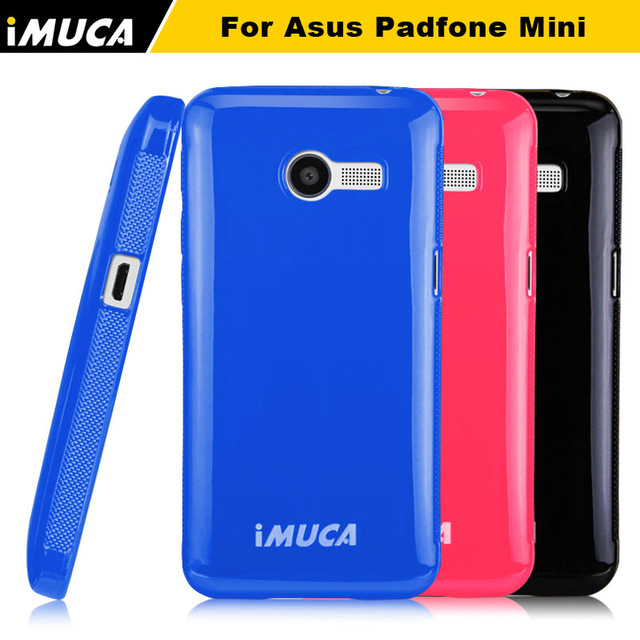 For asus padfone mini case cover for asus padfone mini tpu case imuca brand mobile phone accessories&bag with retail package