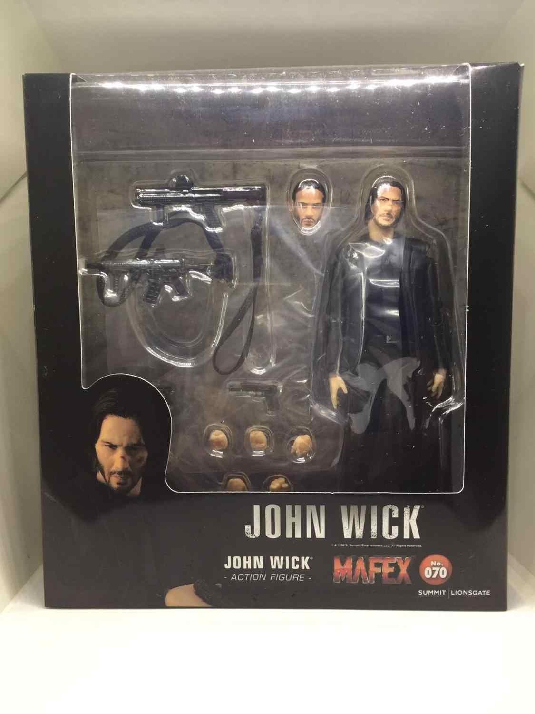 15cm SıCAK JOHN FITIL Mafex 070 PVC Aksiyon şekilli kalıp Koleksiyonu Oyuncak Hediye