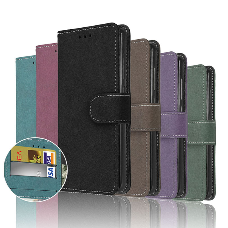 Мобильный телефон сумка для Microsoft Nokia <font><b>Lumia</b></font> <font><b>650</b></font> чехол матовый чехол держатель карты Sacos Роскошные из искусственной кожи Кошелек