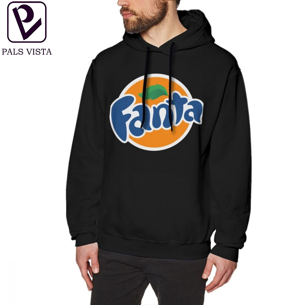 Kind-Hearted Fanta Hoodie Fanta Hoodies Streetwear Male Pullover Hoodie Long Sleeve Winter Cotton Red Popular Oversize Hoodies Men's Clothing