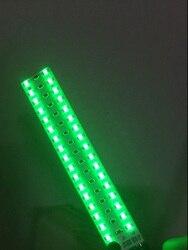 Ghxamp Dual 17 LED Music Spectrum indicator minilampka wzmacniacz głośnika DIY z regulacją czułości mikrofonu 10 poziom USB 5V