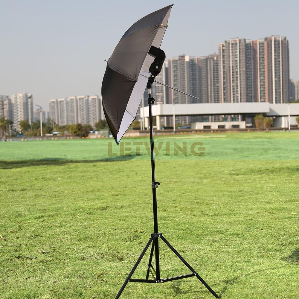 Godox V860C e-ttl-вспышки flash-speedlite литий-ионная батарея флэш быстрой Recyling обязанности и свет стенд триггера зонт комплект для канона 600D 60D 6D