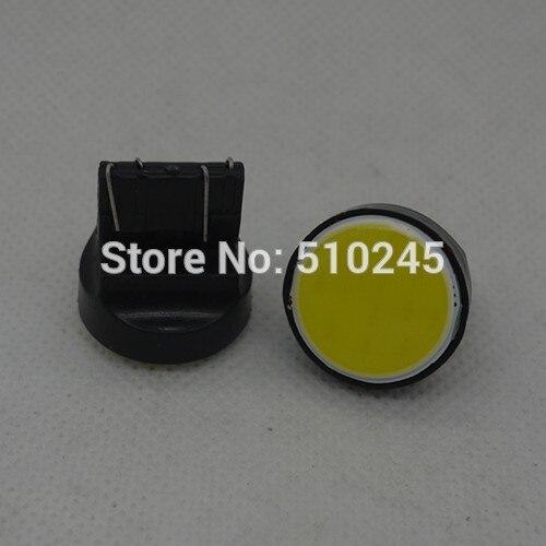 500X WY21W W21/5W 7443 T20 12 SMD cob LED 12 chips auto car braking lights rear lights stop lights lamp