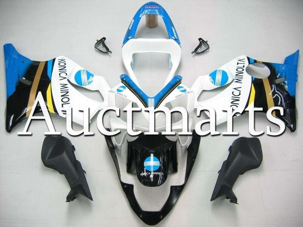 For Honda CBR 600 F4i 2001 2002 2003 Injection ABS Plastic motorcycle Fairing Kit Bodywork CBR600 F4I 01 02 03 CBR600F4i EMS23