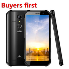 original AGM A9 Rugged Phone 3GB 32GB IP68 Waterproof 5400mAh 5.99