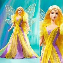 freeshipping Fashion Girl dolls,Princess 16 new girl toys, children's dolls, toys, Fairytopia Enchantress princess