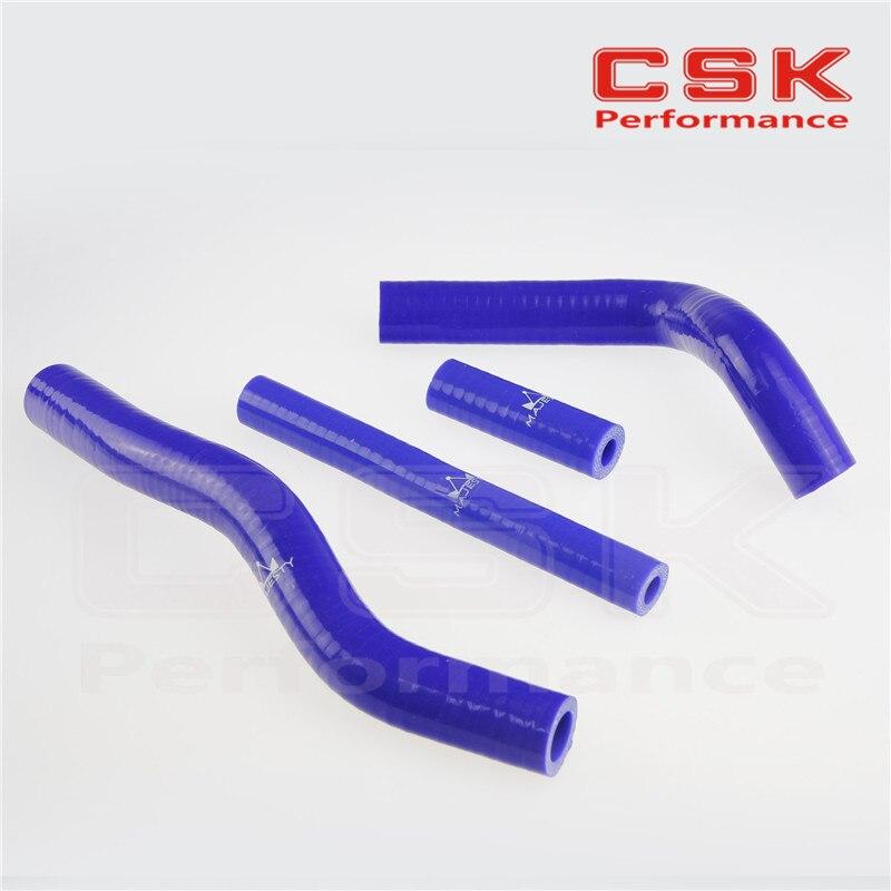 Силиконовый радиатор охлаждающей жидкости шланг для Suzuki RM125 RM 125 01-08
