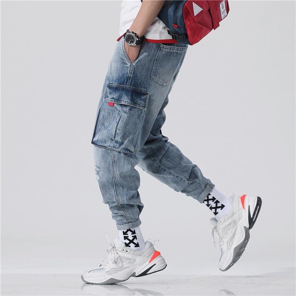 Herrenbekleidung & Zubehör Cargo-hosen Diaooaid 2019 Neue Hiphop Camouflage Hose Männer Casual Neun Hosen Frühling Und Herbst Männlichen Street Fashion Harlan Hosen