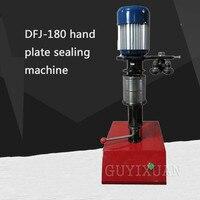 [DFJ 180] Multi funktion manuelle abdichtung maschine 10 ~ 20 / min dosen Tee abdichtung dosen-in Maschinenzentrale aus Werkzeug bei
