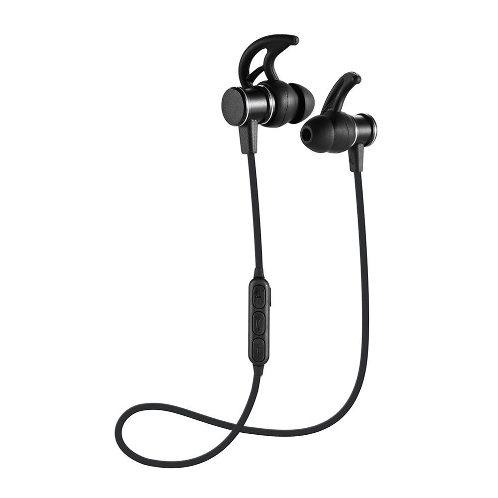 Magnetic Bluetooth 4.1 Wireless Earphone Sport Running Music Headphone Handsfree Calls with Mic In-ear Headset for Iphone Xiaomi boas car driver bluetooth earphone wireless handsfree handphone base charger dock in ear hook headset with mic for iphone xiaomi