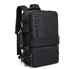 Купить с кэшбэком Business Backpack Laptop Man Travel Bags Laptop Backpack Anti-thief Design School Computer Men Luggage Large Capacity Travel Bag