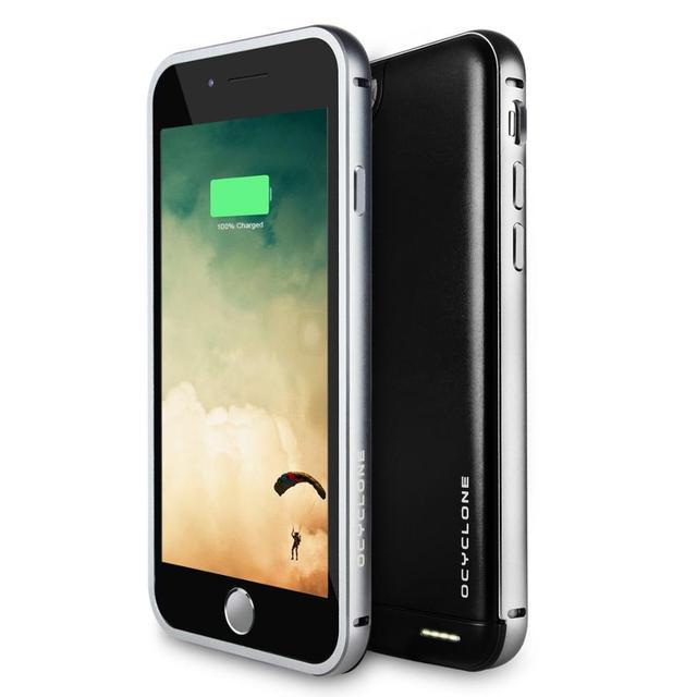Тонкий 2400 мАч Аккумуляторная Батарея Случае Ультра Тонкий Внешний Защитный Зарядное Устройство/Резервный Аккумулятор Чехол для iphone 6/6 s