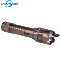 New2000LM Zoom In Out 5 Mode CREE T6 LED Flashlight Torch Charger 2014