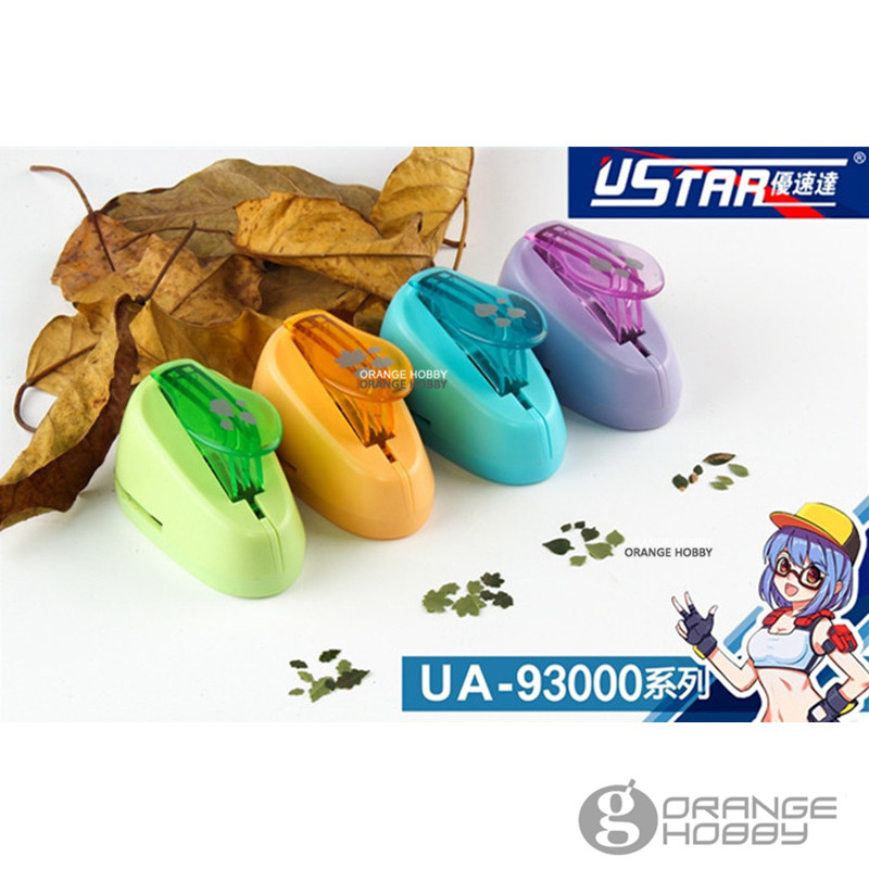 Ustar UA 93000 Leaf Maker Graphic Embossing 4 Types Tool Cutting Tools Accessory