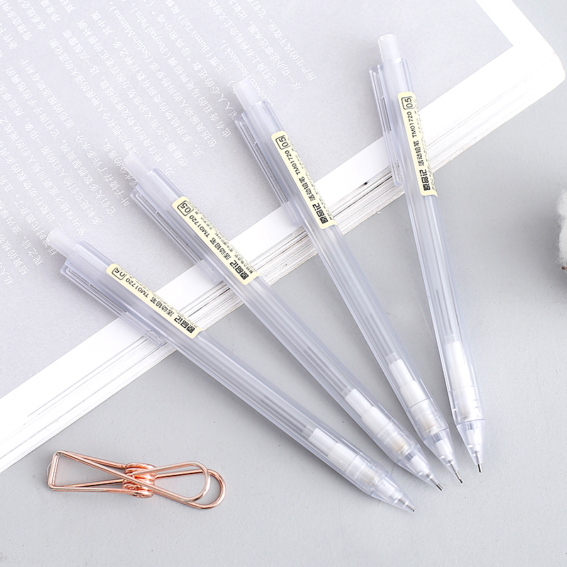 0.5/0.7mm Mechanical Pencil Japanese School Supplies Korean Stationery