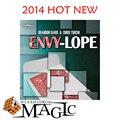 Paul Harris Presenta Envylope (DVD y truco) por Brandon David y Chris Turchi-tarjeta de trucos de magia de la calle cerca de productos