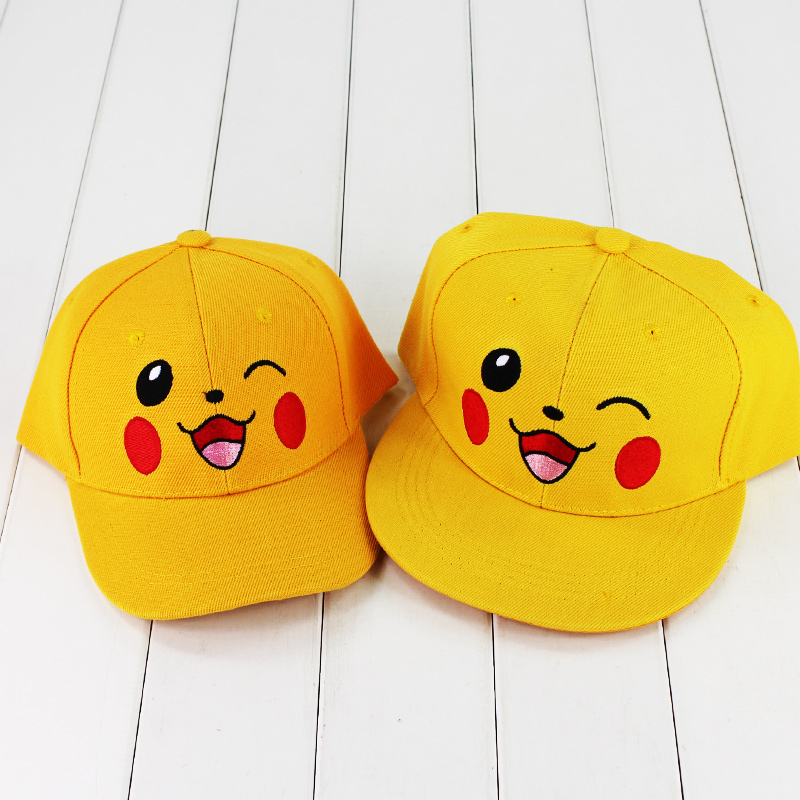 Hat Action-Figure-Toy Baseball-Cap Cartoon-Hat Cosplay Adjustable Perimeter And Two-Type