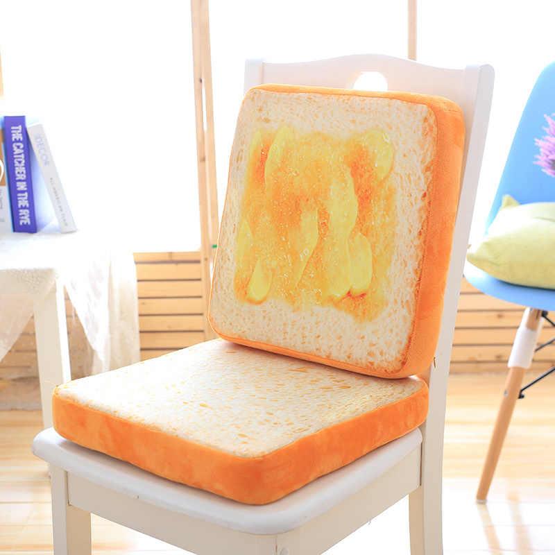Горячая 1 шт. 40 см имитационный хлеб плюшевые игрушки питомцы подушки мягкие набивные подушки милые куклы для детей подарок украшение комнаты креативный подарок