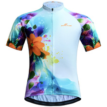 Cycling Jersey Women Mountain Road Bike Jersey Summer Breathable Short Sleeve Cycling Shirt Team Bicycle Clothing Ropa Ciclismo недорого