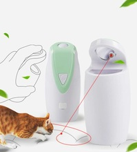 Smart Intelligent Pet Funny Aurora Chase Device Cat Toys 360 Degree Rotating Laser Dog Toy