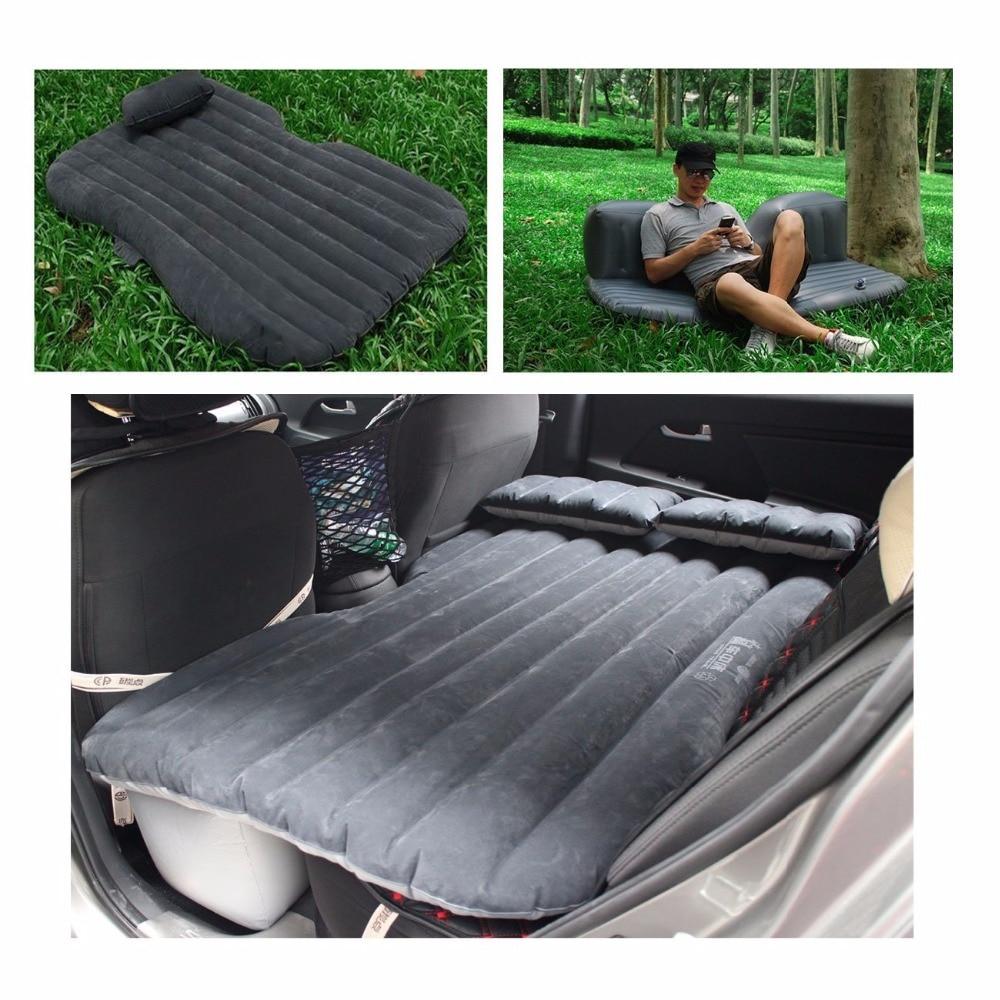 Universal autositzbezüge matratze Aufblasbare Partei Auto bett für