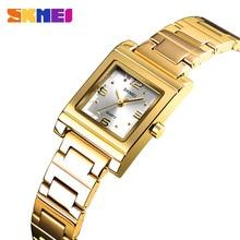 SKMEI Ladies Watch Women Quartz Watches Reloj mujer Top Brand Crystal Luxury Female Wrist Watch Girl Clock Relogio Feminino 1388 цена в Москве и Питере
