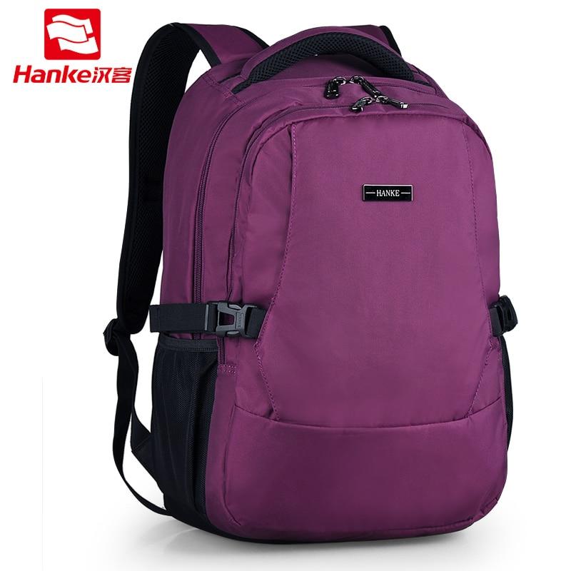 HANKE Laptop Backpack Women Men Comfort Travel Rucksack Large Capacity 17'' 19'' Bag Casual College Student Schoolbag for Teens antique violin model stradivarius 1715 model 100