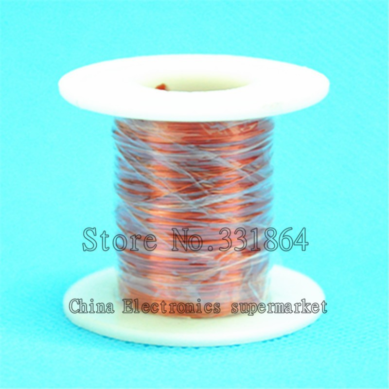 Magnet Wire 0.21mm Enameled Copper wire Magnetic Coil Winding Item ...