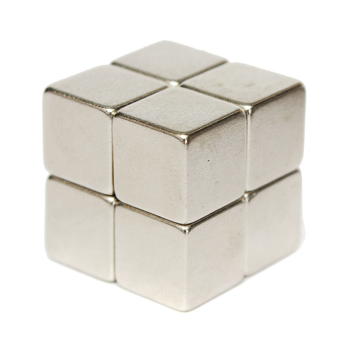 8pcs N52 10x10x10mm Block Neodymium Magnet Super Strong Permanent Rare Earth Magnet New