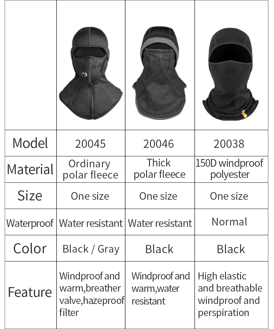 Rapture Lycra Ski Full Face Mask Motorcycle Cycling Bike Bicycle Scarf Hood Hiking Mask Beautiful And Charming Men's Masks Men's Accessories