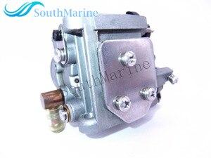 Image 5 - 68T 14301 11 00 Carburetor for Yamaha 4 stroke 8hp 9.9hp F8M F9.9M Outboard Motors