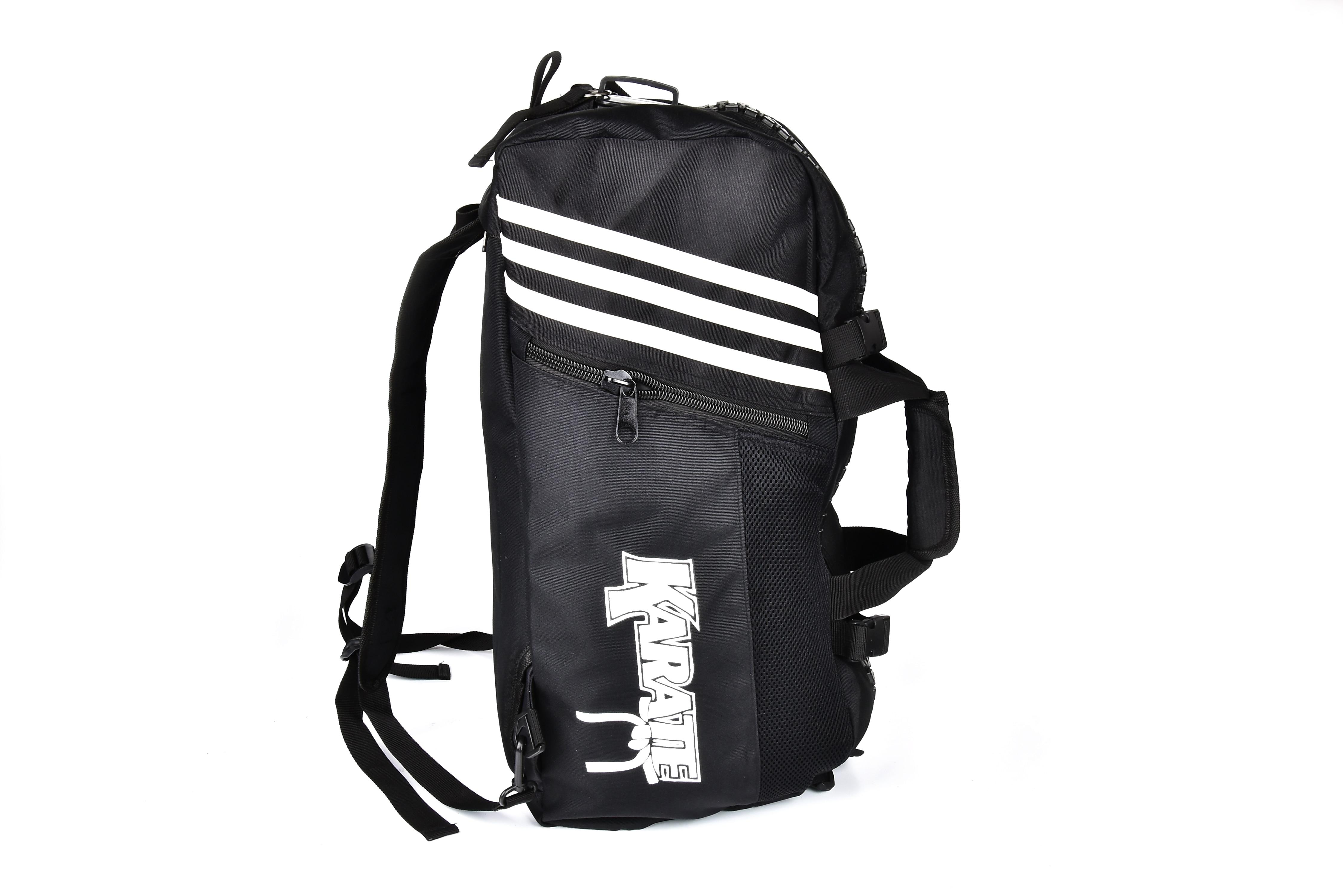 Karate special backpack karate protective gear bag One two shoulders karate bag to pack karate uniforms legs chest protector mateusz zarzecki ocena własna sprawności fizycznej członków kadry narodowej karate