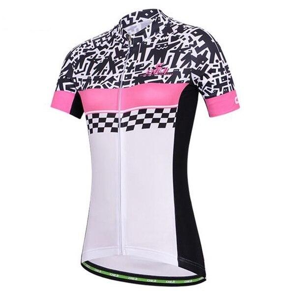 6692fa0c5 Bike team 2015 women men yellow spandex Cycling jersey tops short sleeve  bike clothing