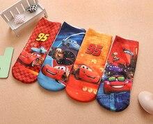 Носки для мальчиков 4pairs/lot cotton children