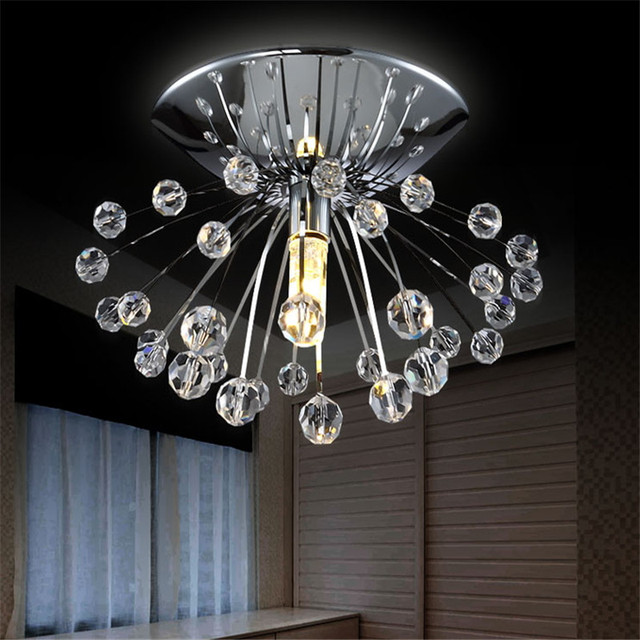Hot sale design modern crystal chandelier light fixture dia10h7cm hot sale design modern crystal chandelier light fixture dia10h7cm mini lustre cristal led lamp aloadofball Choice Image