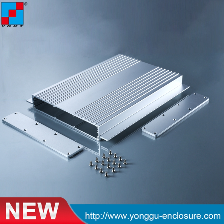 YGK-039 252*38-300mm (WxH-L) aluminum extrusion enclosure/diy projects enclosure case /aluminum enclosure new arrival gof p01 248 4x81 5x209 mm wxh d anodizing aluminum enclosure stereo case