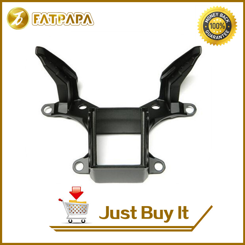 Motorcycle accessories Front headlamp bracket YZF-R6 Upper Stay Bracket Fit For YAMAHA YZF R6 2008-2009-2010-2011-2012-2013-2014