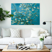 Apricot Flower by Vincent Van Gogh Poster