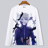 חם דם homme נוער חולצה אנימה אוזומאקי נארוטו בגדי מותג אופנה חולצות חולצות של גברים כושר הופ מצחיק TX074
