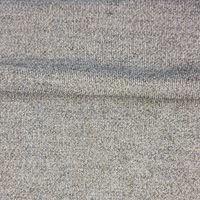 RF EMF Shielding Breathable Bamboo Silver Fiber Stretch Knitted Fabric For Apparel