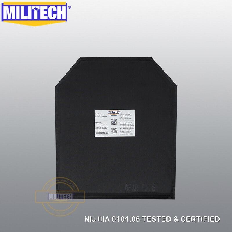 MILITECH 10x12 & 6x6 Inç Çiftleri Aramid Balistik Panel Kurşun - Güvenlik ve Koruma - Fotoğraf 3