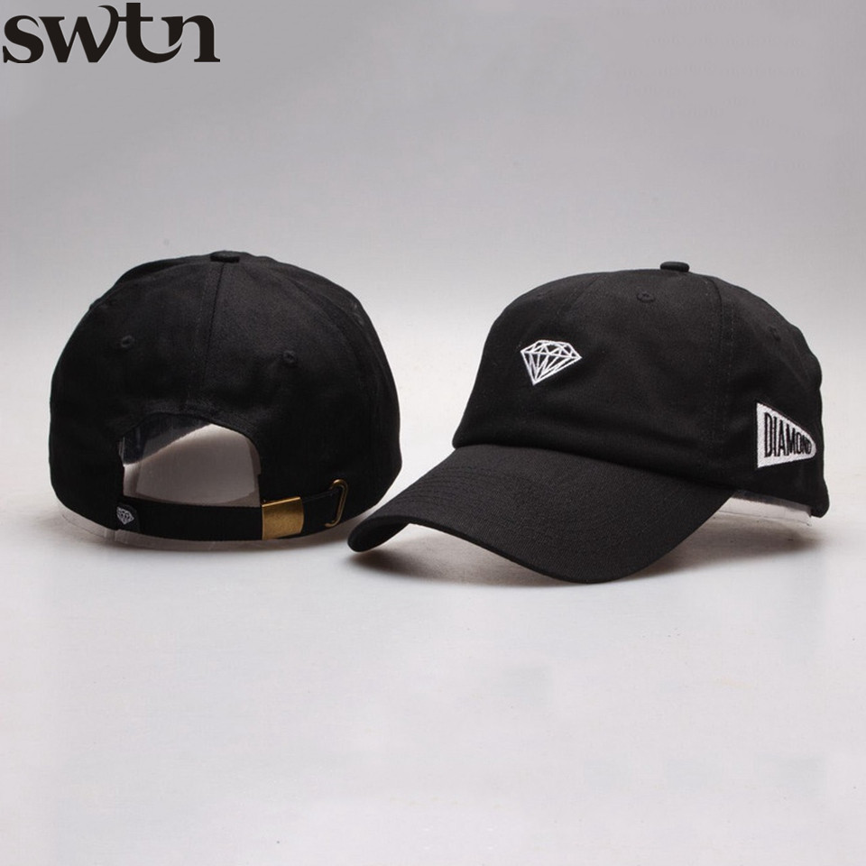 New Diamonds Snapback Hat for Men Baseball Caps Women Man Hip Hop Adjustable Dad Hats Winter Fashion casquette gorras planas