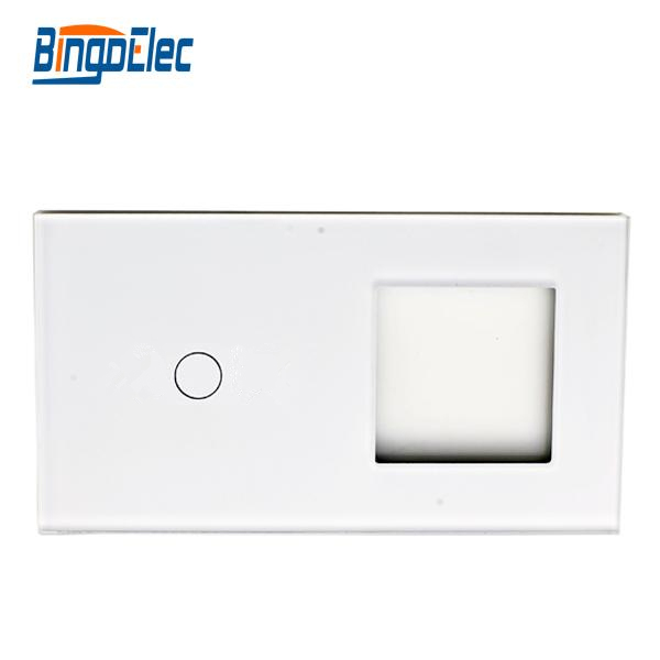 Toughened Glass switch panel and socket frame, 86*157mm, 1gang touch switch panel and frame,Hot sale nordic post modern denmark creative chandelier art crown bar coffee shop decoration light dining lights with led bulbs