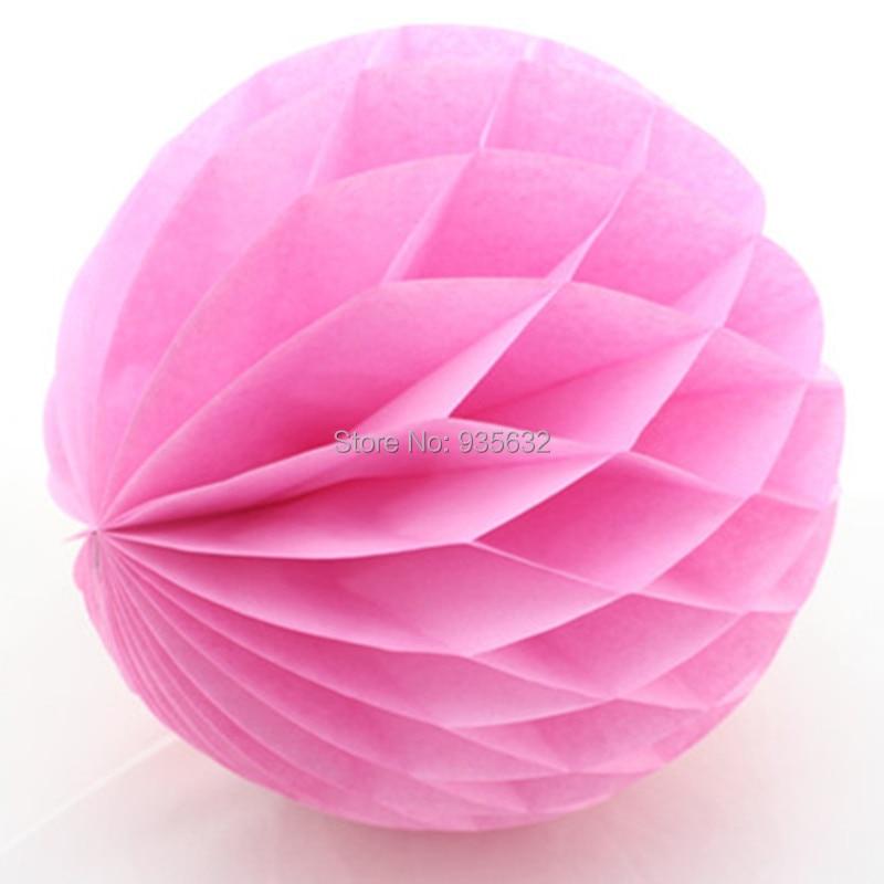 Paper Decoration Balls: Honeycomb Tissue Paper Decorations Diy