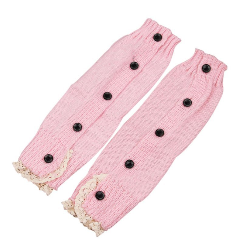 Winter New Warm Baby Girl Infant Kid Toddler Tight Crochet Lace Leg Warmers Boot Cover Hot Sale