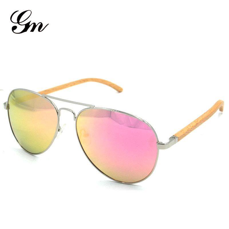 HTB1JjNjer I8KJjy1Xaq6zsxpXaI - G M Sunglasses  Women Brand Design Mirror Sun Glasses  Wood Sunglasses