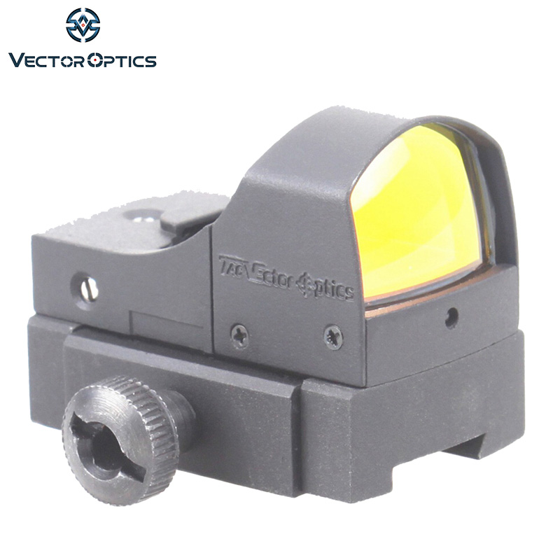 Vector Optics Sphinx 1x22 Dovetail Mini Reflex Red Dot Sight Scope with 11mm Mount Base fit Air Gun Rifles vector optics sphinx 1x22 mini reflex compact green dot sight scope very light with 20mm weaver mount base